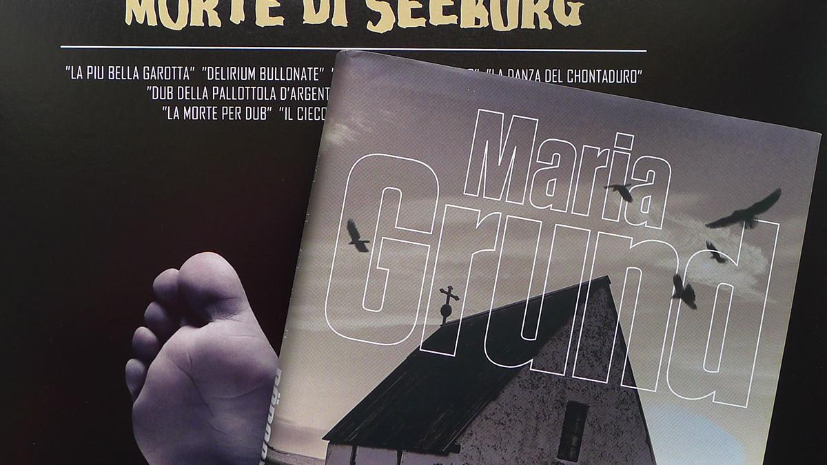 Dödssynden av Maria Grund - inspirerad av Morte di Seeburg